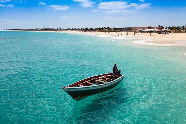 Mejores Playas de Cabo Verde Fotos