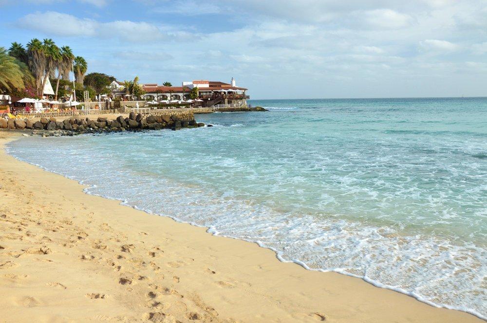 Playa de Isla de Sal