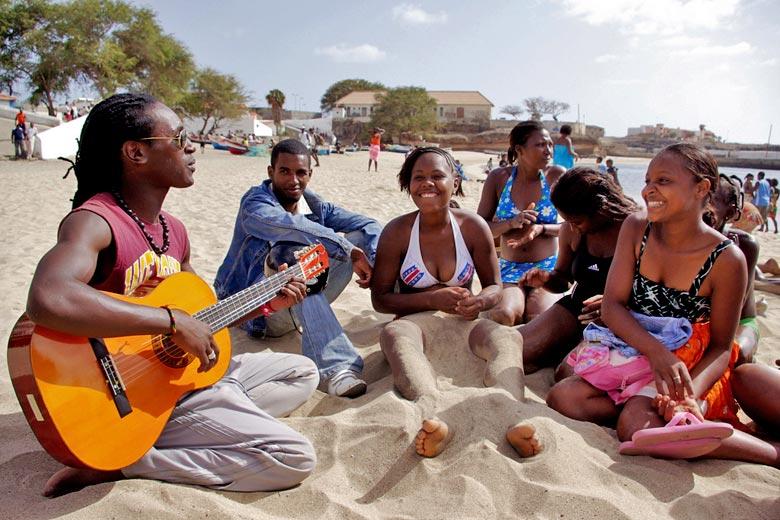 Música de Cabo Verde