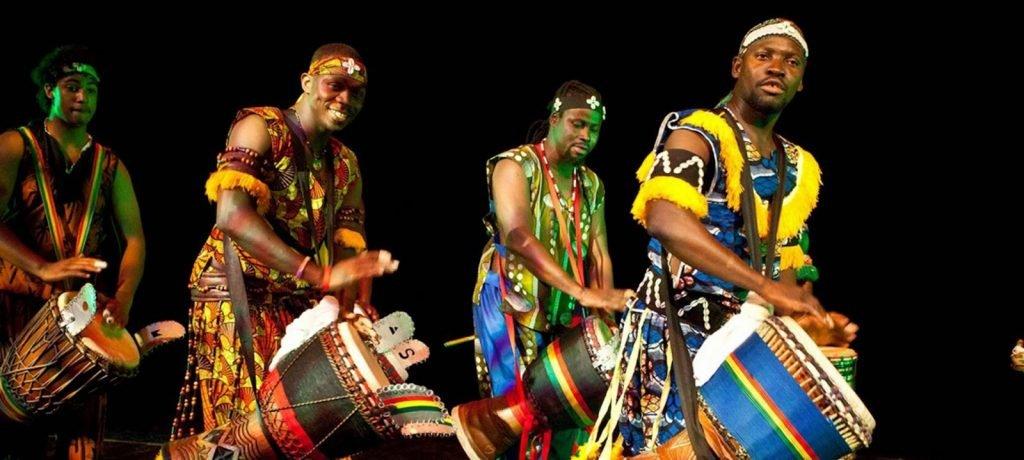 Fiesta en Cabo Verde