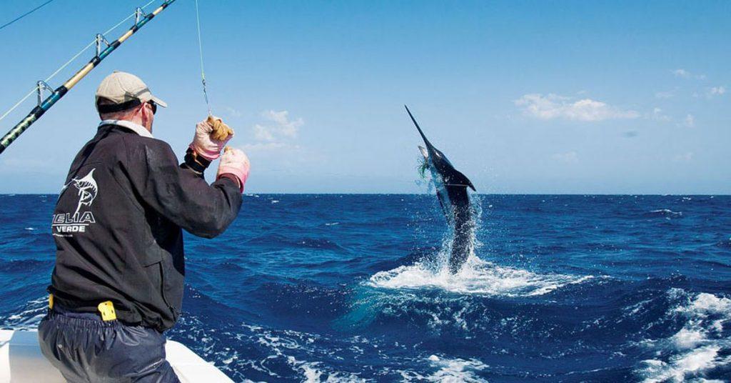 Pescar en Cabo Verde