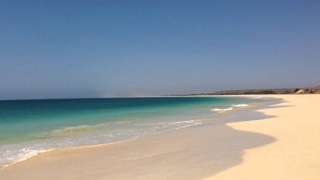 Mejor Playa de Cabo Verde