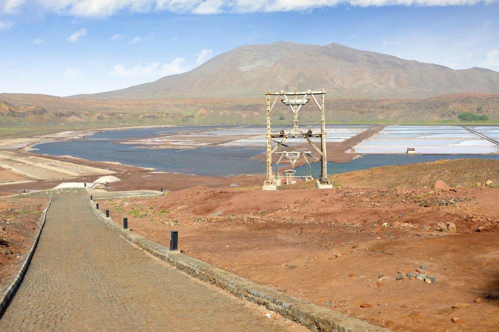 Mina de Sal de Cabo Verde