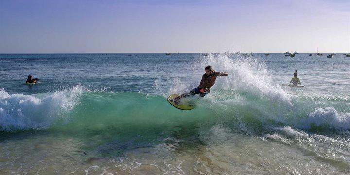 Surf en Isla de Sal