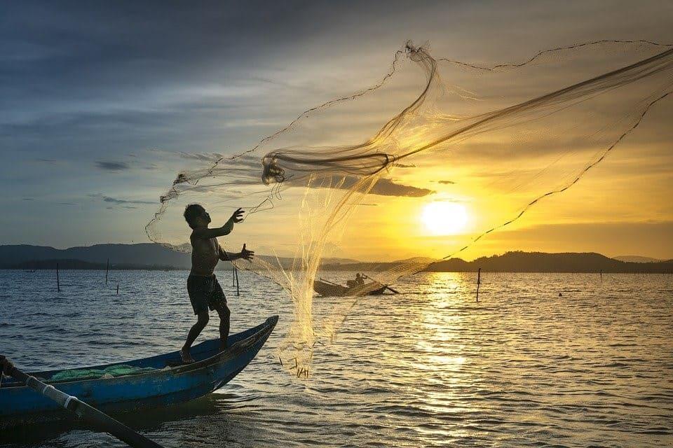 Pesca en Isla Sao Nicolau Cabo Verde