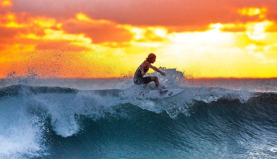 Surfear en Cabo Verde