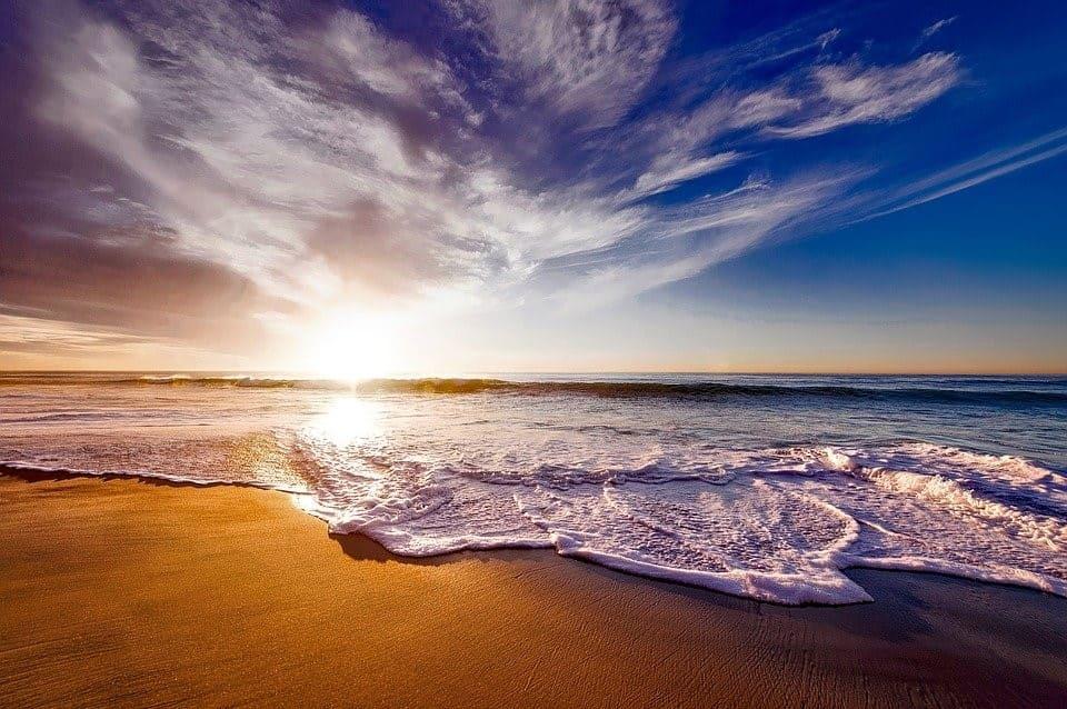 Playa de Tarrafel Isla Sao Nicolau