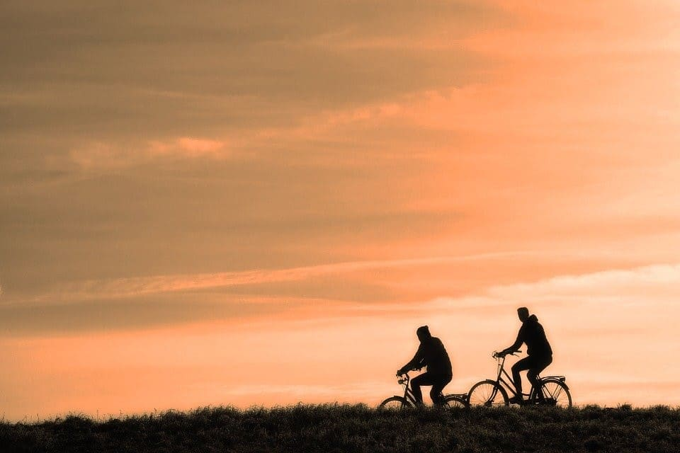 Bicicletas por Cabo Verde