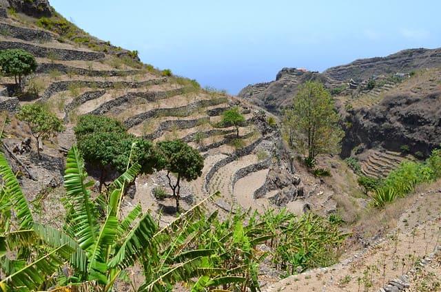 Isla de Santo Antao Cabo Verde